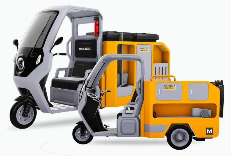 垃圾分類車,保潔車,清運車